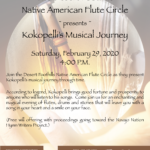 Kokopelli's Musical Journey 02/29/2020